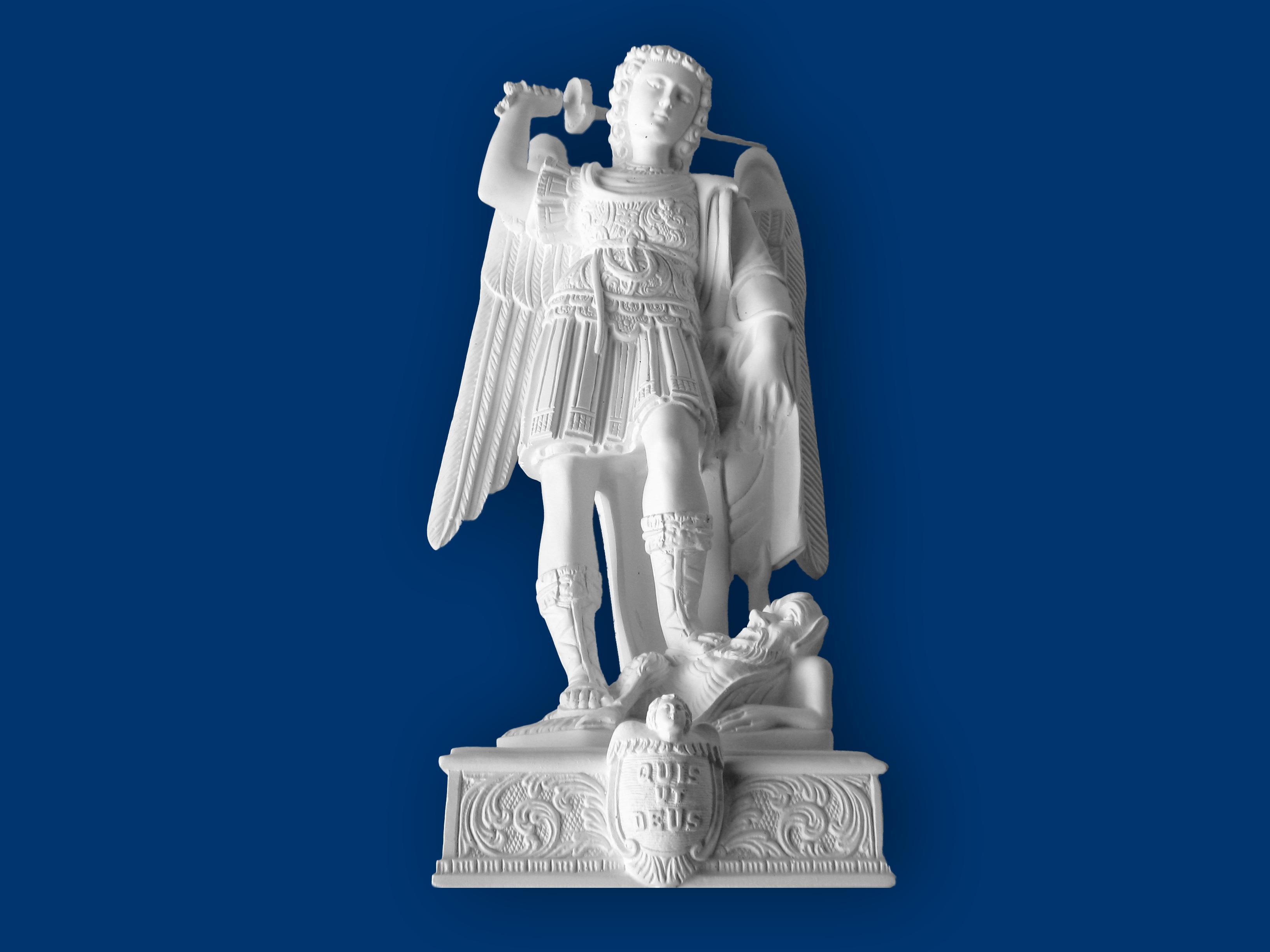 Figurka św Michała Archanioła 125 Cm W Księgarni Nazaret